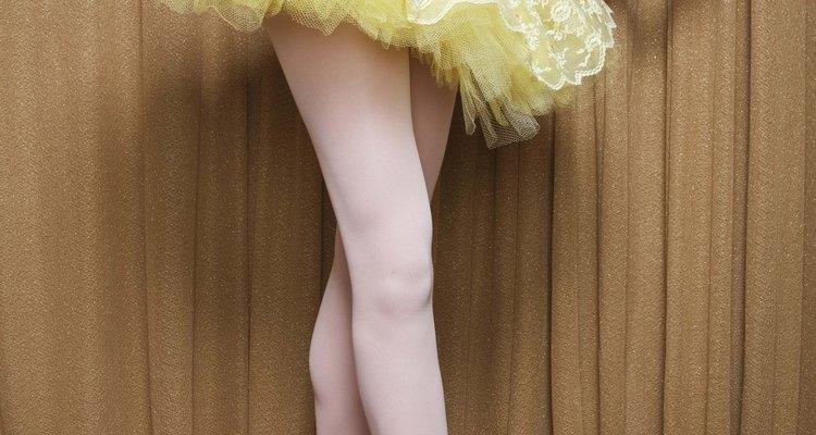 Una carrera como bailarín profesional de ballet requiere años de entrenamiento.