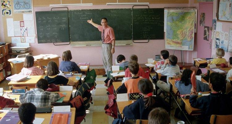 Teachers Change Lives.