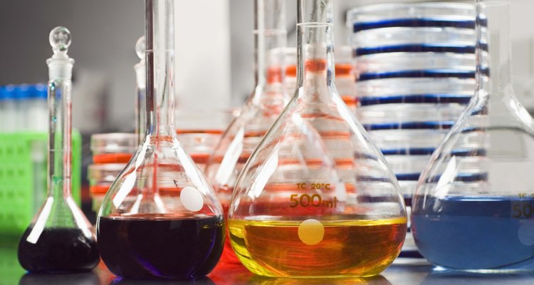 Diffusion and osmosis are analysed in the laboratory.