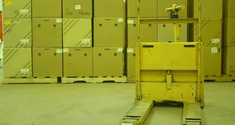 Es importante calcular la capacidad de carga de un montacargas.