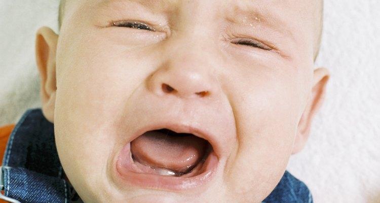 Los investigadores no están seguros del por qué los gases hacen que algunos bebés estén incómodos y otros no.