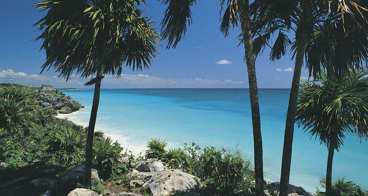 Os países da América Central são famosos por suas lindas praias