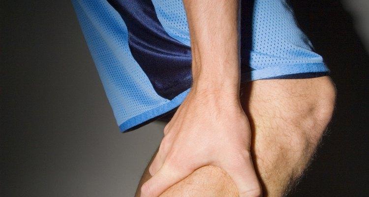Una mala circulación puede causar que las piernas se duerman.