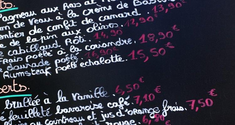 Cualquiera puede preparar un clásico menú francés.