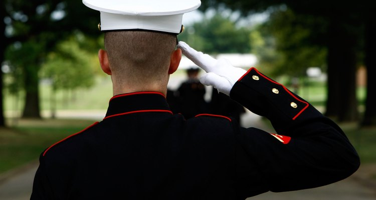 Marine Killed In Afghanistan Is Laid To Rest At Arlington Nat'l Cemetery