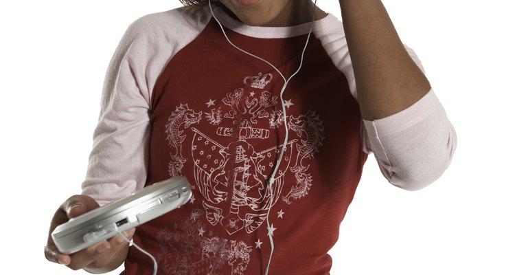 Adolescentes amam ouvir música