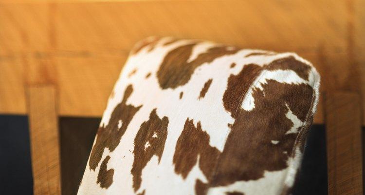 Você pode retirar e curtir sua própria pele animal para confeccinar roupas ou para uso decorativo