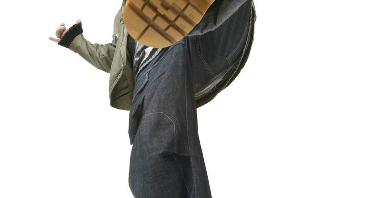 Timberland ofrece sus botas en pieles suaves y nubuck, que deben de ser tratadas de manera diferente.
