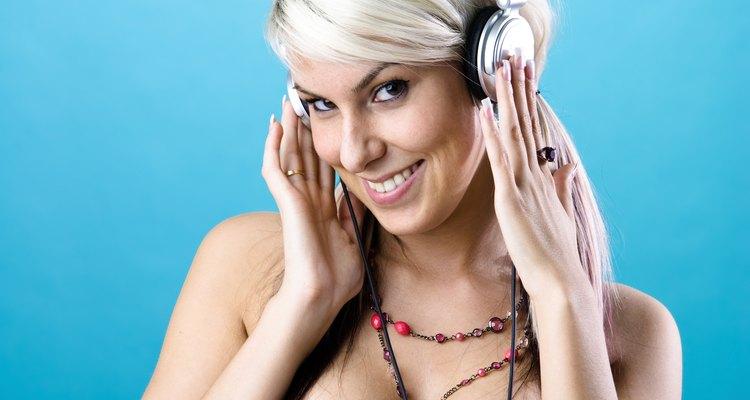 Você pode reparar os seus fones de ouvido se eles não estiverem funcionando corretamente