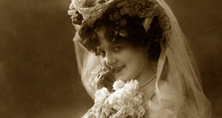 Elaborate hair for women was necessary to be seen under the hats of the 1910s.