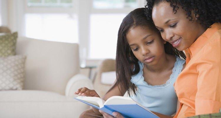Leer juntos puede desarrollar la sensibilidad fonética.