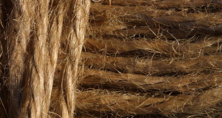 A diferencia de la resina del cáñamo, las fibras de esta planta se pueden usar para una variedad de cosas, desde textiles hasta materiales de construcción.