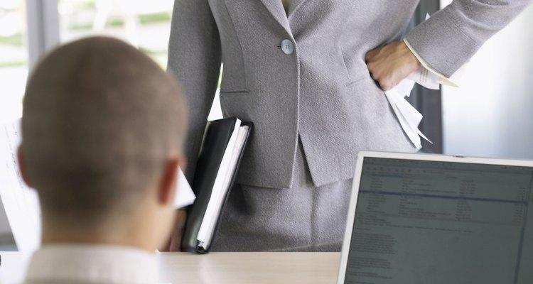 El empleado que más lo merece no siempre es el que es culpado.