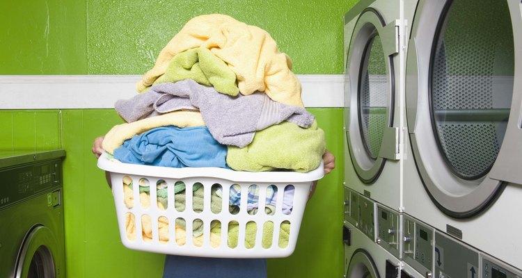 Remova odores corporais do tecido de poliéster