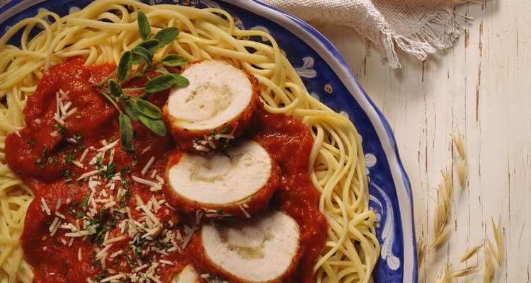 La salsa de espagueti debe ser rica y con sabor, no estar salada.