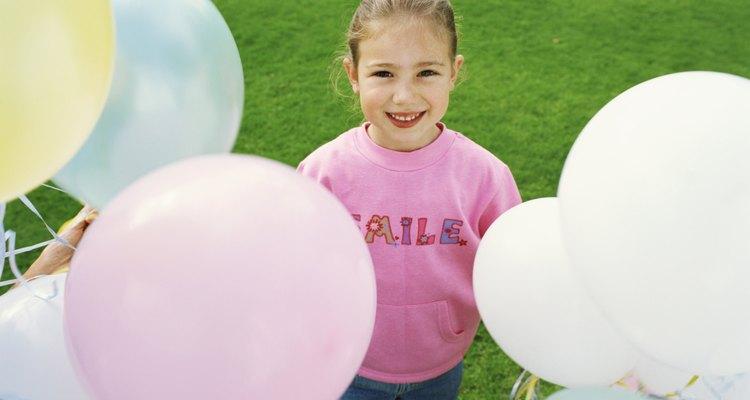 Um dia especial fica ainda mais especial com balões personalizados