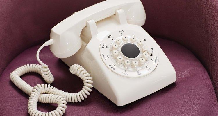 Telefones fixos antigos e modernos possuem os mesmos componentes