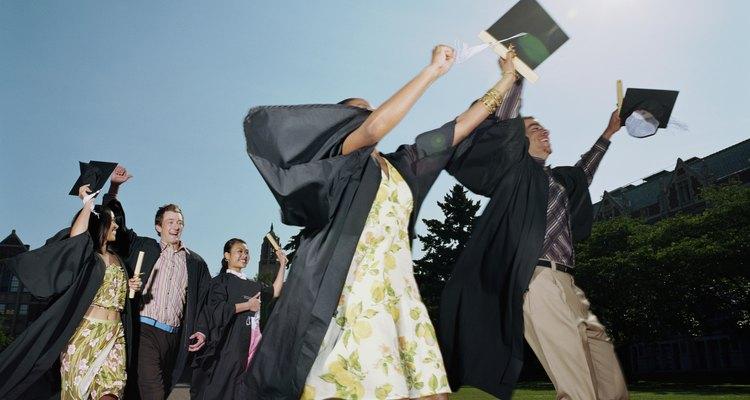 Graduados de maestría.