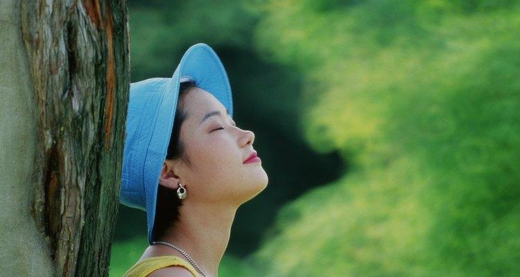 Engomar um chapéu ajuda a mantê-lo em sua forma