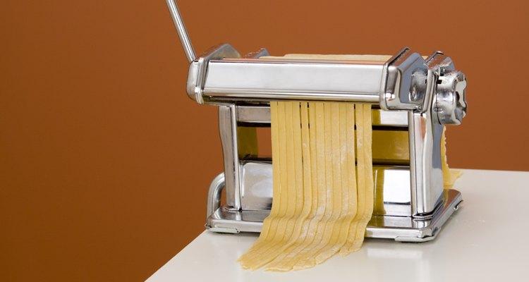 Crea tu propia masa para pasta llena de sabor.