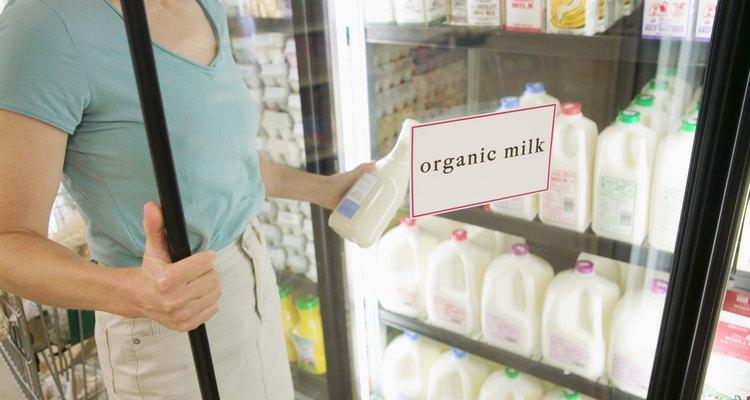 Produtos lácteos e o leite fornecem vitaminas B-1 e B-12
