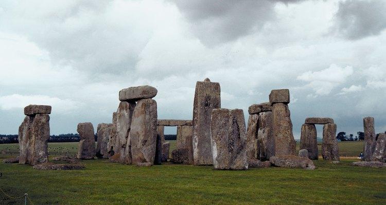 Stonehenge es uno de los sitios prehistóricos más antiguos de Inglaterra.