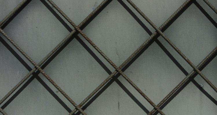 Las barras de refuerzo le brindan al hormigón resistencia a la tracción.