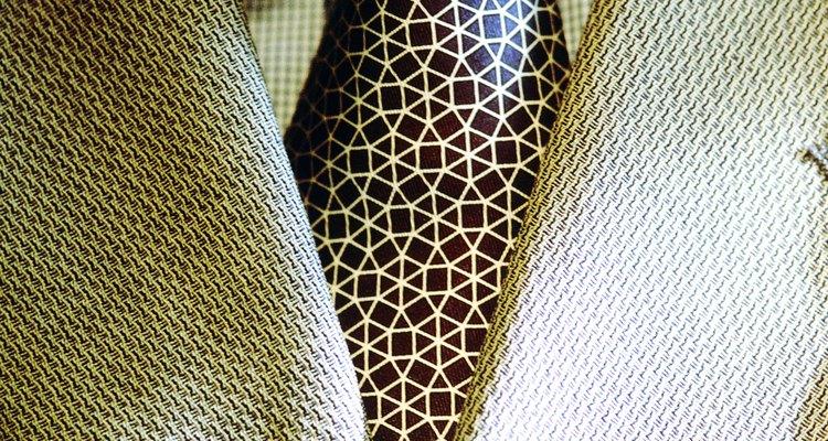 Un saco bien planchado tiene un aspecto elegante.