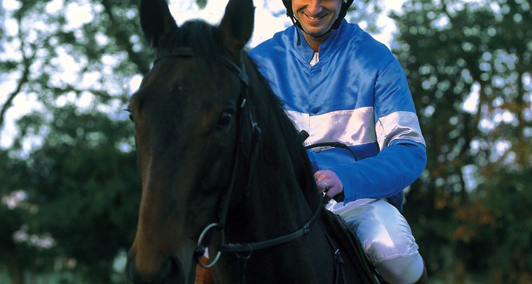 Um treinamento apropriado ajudará a aumentar a velocidade do cavalo