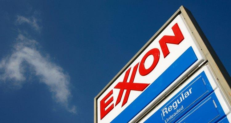 A Exxon Mobil produz mais de 600 bilhões de reais por ano em receita