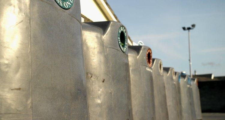 El reciclado reduce el efecto invernadero.