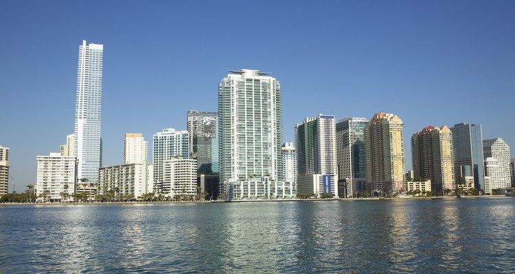 Miami tiene cientos de lugares interesantes para visitar.