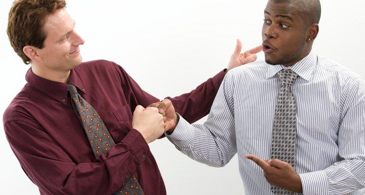 Diz muito sobre o relacionamento de duas pessoas