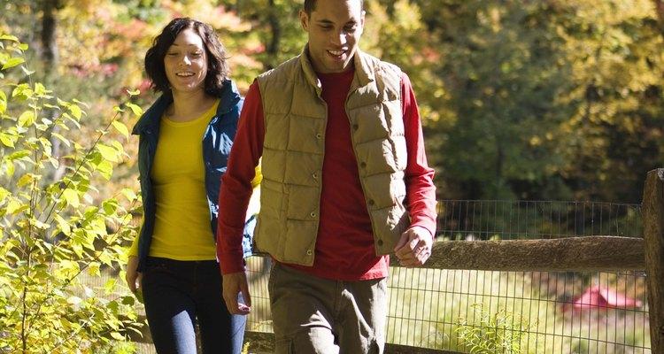 La naturaleza y las actividades al aire libre son mucho más accesibles en las zonas rurales.