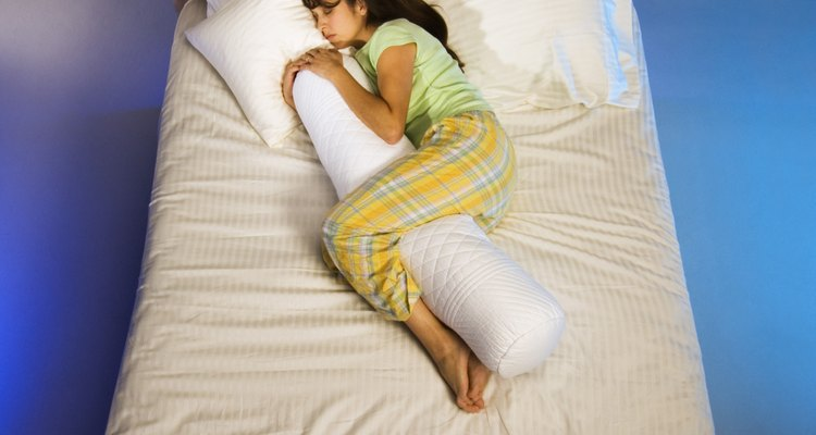 Las almohadas de todo el cuerpo le quitan presión a tus articulaciones.