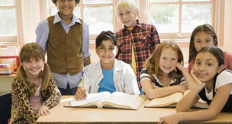 Los planes de comportamiento positivo previenen los problemas en el aula de primaria.