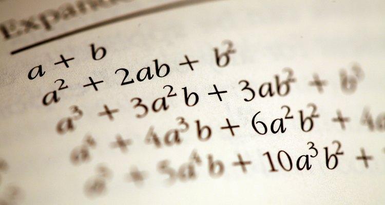 Una variable puede ser cualquier letra del alfabeto.