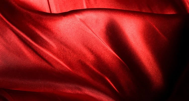 Silk is a more expensive fabric.