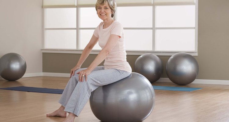 Fix holes in your Thera-Band balls to get back to exercising quickly.