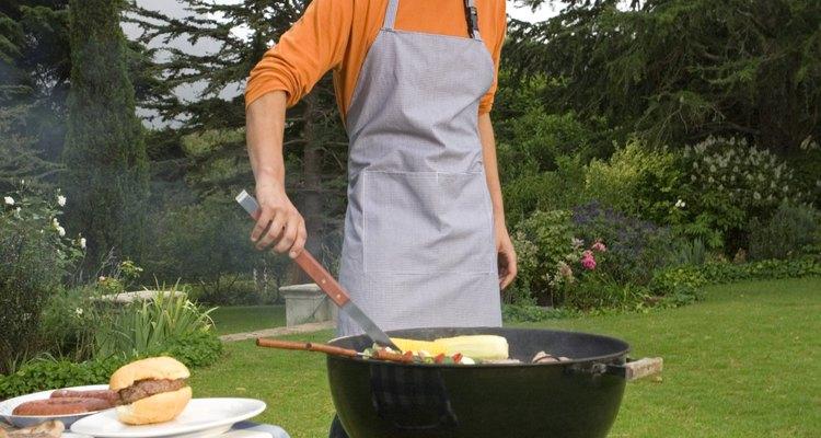 Realize um processo simples para aumentar a vida útil da sua churrasqueira