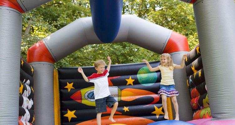 El pelotero es ideal para divertirse como cuando eran niños.