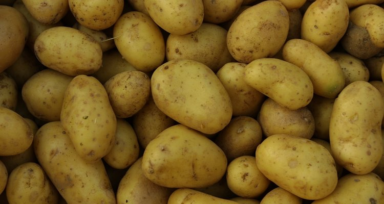 Potatoes provide a high energy food resource for cultures around the world.