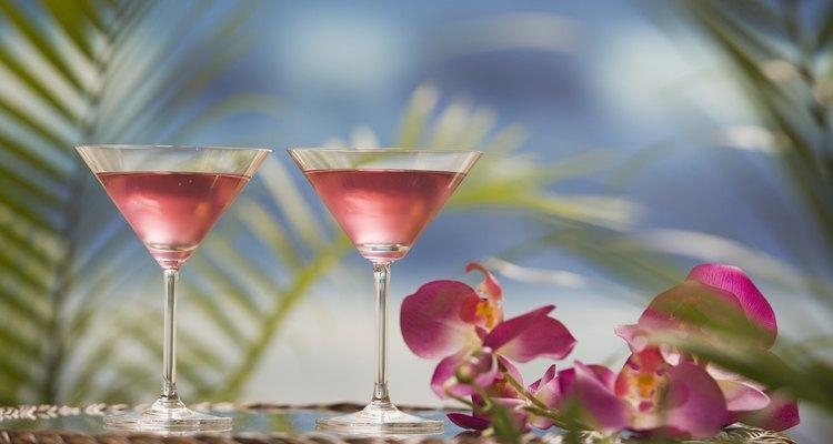 Faça várias versões da mesma bebida variando o suco