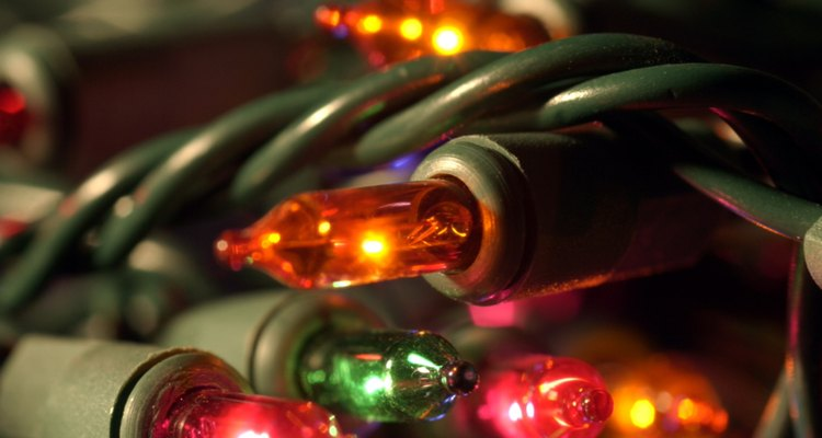 Luzes natalinas