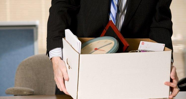 Perder un trabajo puede ser perturbador, en particular para los trabajadores con menos educación.