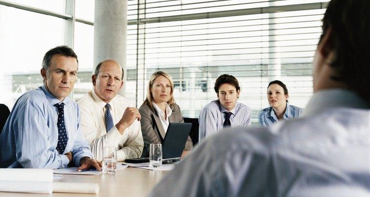 Un director de operaciones es un miembro importante del equipo ejecutivo de la empresa.
