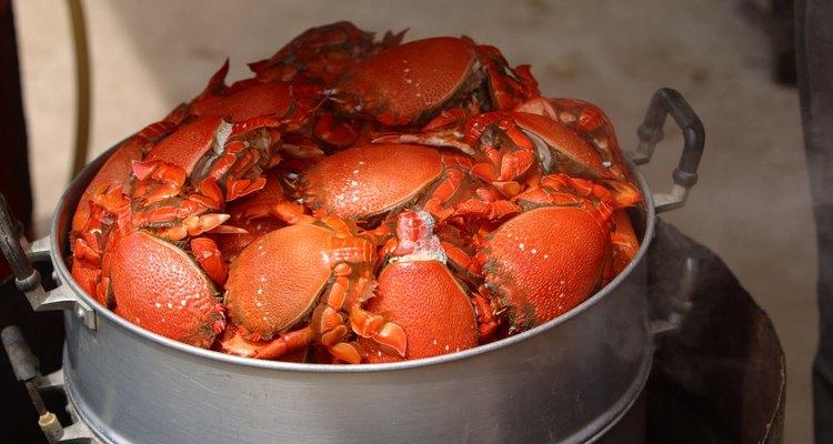 Los cangrejos de río son un elemento esencial en la cocina tradicional de Louisiana.