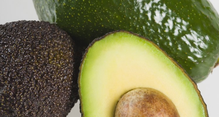 Abacates saudáveis, sem problemas