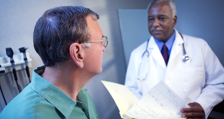 Caso as manchas persistam após o tratamento caseiro, consulte um médico