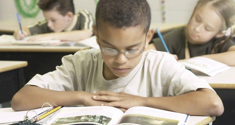 O processo de leitura envolve a identificação da ideia principal de um texto